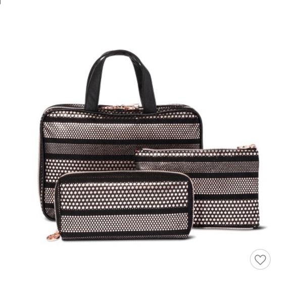 7b022430d5a Sonia Kashuk Bags | Sk Makeup Bag Bundle Beautiful For Travel | Poshmark